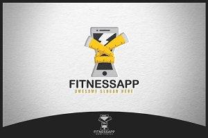 Fitnessapp Logo