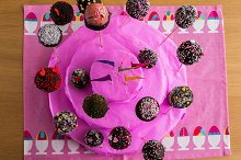 Handmade Cake of Cake-Pop