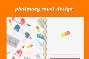 Pharmacy cover design