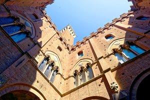 Torre del Mangia of Palazzo Pubblico