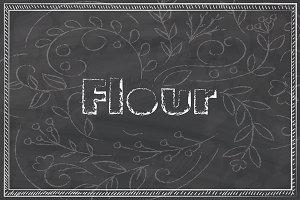 Flour OTF Font