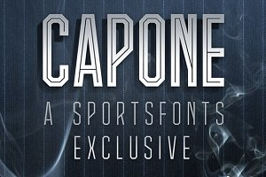 Sportsfont Capone