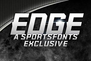 Sportsfont Edge