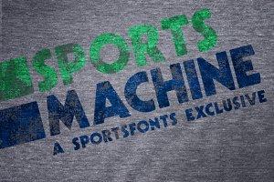 Sportsfont Sports Machine