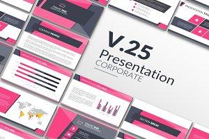 Presentation Corporate 25