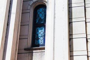 Window Church Detail
