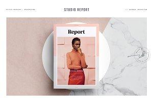Studio Style Report