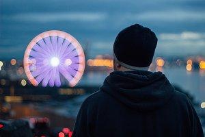 Ferris Wheel Lookout