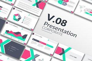 Presentation Corporate 08