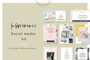 Infopreneurs Social Media Kit