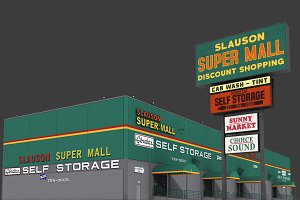 Slauson Super Mall Building