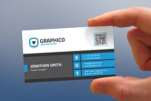 Modern Corporate Business Card 5