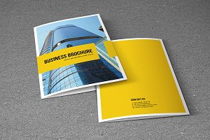 Corporate Brochure Template -V725