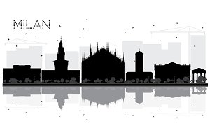 Milan City skyline