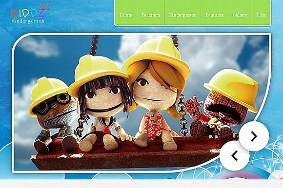 Kiddz - WordPress Kindergarten Theme