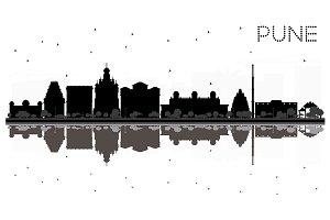 Pune skyline