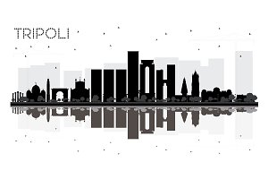Tripoli City skyline