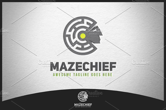 Mazechief Logo