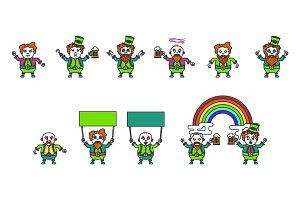 Leprechaun Icons