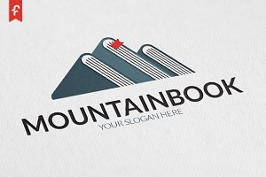 Mountain Book Logo