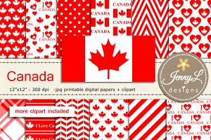 Canada Digital Papers