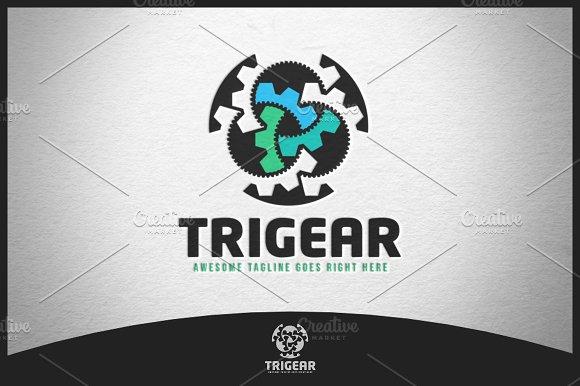 Trigear Logo
