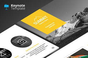 Summit - Keynote Template