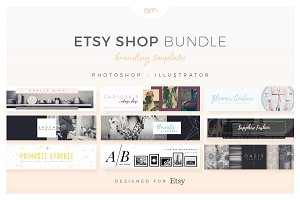 Etsy Shop Bundle
