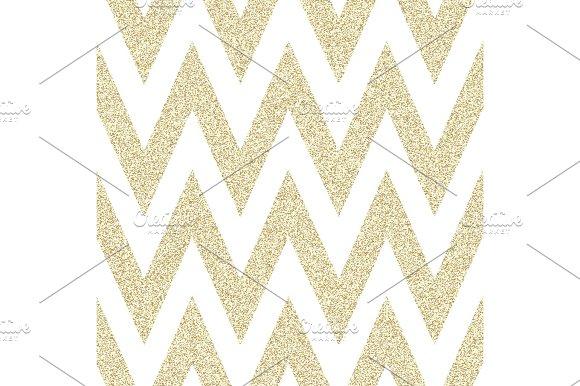 Pattern In Zigzag Classic Chevron Seamless Pattern Vector Design