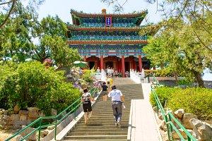 Imperial garden. Beijing, China
