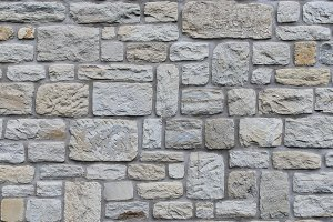 Rough castle wall - Old Masonry