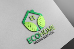 Eco Home Logo