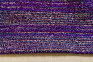 Purple indian cloth