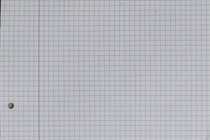 Square lined notepad paper