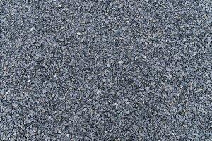 Grey pebbles and rocks