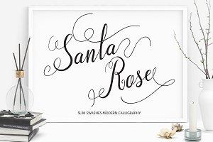 Santa Rose Script