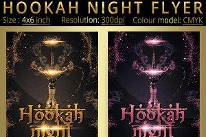 Hookah Night Flyer 2in1