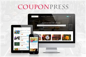 CouponPress [HTML]