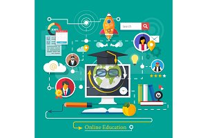 Education, online education