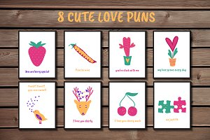 LOVE PUNS collection