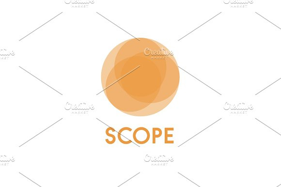 Circles Background Illustration Spheres Business Sign Abstract Imposition Of Transparency