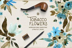 Tobacco Flowers