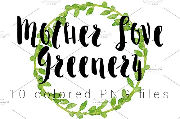 Mother's Love Greenery