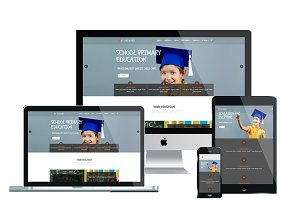 ET Primary - School Joomla Template