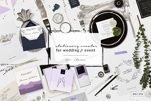 scene creator - wedding event decor
