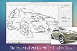 Super Vectorizer 2 for Mac - App