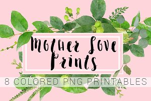 Mother Love Prints