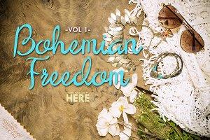Bohemian Freedom Header/Hero -vol 1-