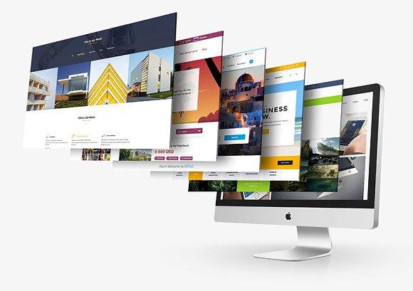 Download Desktop Display Mock-Up 02