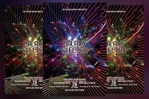 Galaxy Electro Flyer